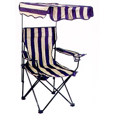 123042 Camping Chair With Canopy Camping Chair